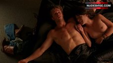 Lizzy Caplan Shows Nude Tits – True Blood