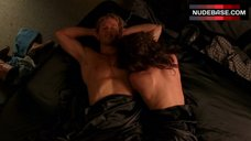 5. Lizzy Caplan Shows Nude Tits – True Blood