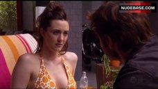 4. Madeline Zima Hot in Bikini – Californication