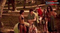 Michele Norin Bikini Scene – Red Velvet