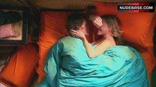 1. Julie Benz Nip Slip – Dexter