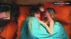 8. Julie Benz Nip Slip – Dexter