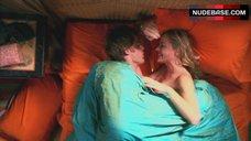 9. Julie Benz Nip Slip – Dexter