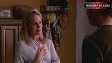 1. Julie Benz Nipples Through Dress – Dexter