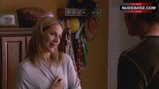 2. Julie Benz Nipples Through Dress – Dexter
