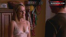 9. Julie Benz Nipples Through Dress – Dexter