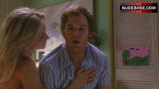 8. Julie Benz Ass Scene – Dexter