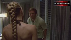 2. Julie Benz in Hot Bikini Top – Dexter