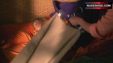 2. Julie Benz Upskirt – Dexter