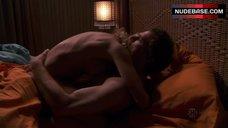 7. Julie Benz Sex on Top – Dexter