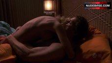 8. Julie Benz Sex on Top – Dexter