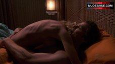 9. Julie Benz Sex on Top – Dexter
