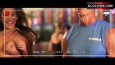 6. Kayla Paige Topless – Dumbbells