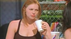 7. Laura Prepon Tits in Top – That '70S Show