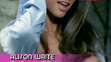 1. Alison Waite Tits – The Girls Next Door