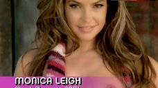 10. Monica Leigh Shows One Tit – The Girls Next Door