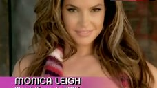 2. Monica Leigh Shows One Tit – The Girls Next Door