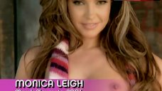 9. Monica Leigh Shows One Tit – The Girls Next Door
