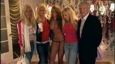 4. Monica Leigh Topless – The Girls Next Door