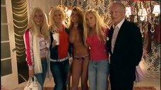 5. Monica Leigh Topless – The Girls Next Door