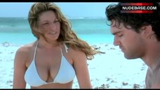 Kelly Brook Bikini Scene – Survival Island