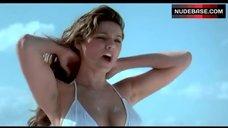 1. Kelly Brook Ass Scene – Survival Island