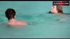 4. Kelly Brook Ass Scene – Survival Island