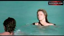 6. Kelly Brook Ass Scene – Survival Island