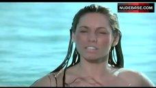 7. Kelly Brook Ass Scene – Survival Island