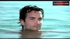 9. Kelly Brook Ass Scene – Survival Island