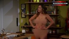 3. Kelly Brook Hot Scene – One Big Happy