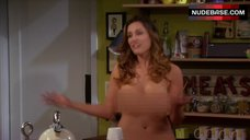 8. Kelly Brook Hot Scene – One Big Happy
