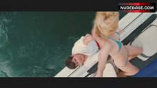 Kelly Brook Scene with Piranhas– Piranha 3D