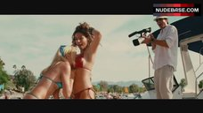 8. Kelly Brook Dancing in Red Bikini – Piranha 3D