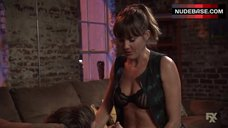Erinn Hayes Sexy Scene – The League