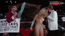 Cheryl Rixon Topless Scene – Used Cars