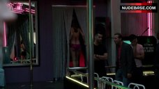 10. Katia Winter Sexy in Strip Club – Dexter