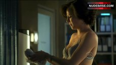 Lana Parrilla Undewear Scene – Miami Medical
