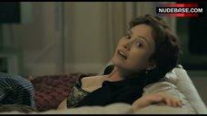 Reiko Aylesworth Lingerie Scene – Mr. Brooks