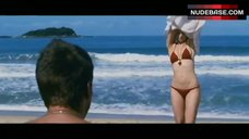 Melissa George Bikini Scene – Turistas