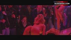 Rena Riffel Bare All in Strip Club – Showgirls