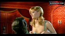 Nathalie Delon Shows Nipples – Bluebeard