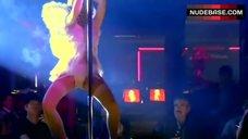 Kirsten Dunst  Dancing Striptease – Luckytown