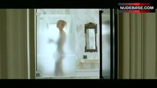 Kirsten Dunst Nude Silhouette – Wimbledon