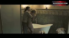 Kirsten Dunst Ass Scene – Melancholia