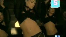 Hilary Duff Sexy Oriental Dance – Stranger