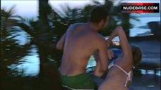 2. Lauren Conrad Bikini Scene – Laguna Beach: The Real Orange County