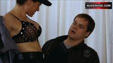 Christina Derosa Busty Stripper – Worst Week