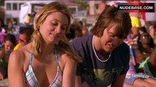 Spencer Grammer in Bikini on Beach – Greek