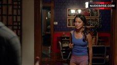 Jamie Chung Hot in Underwear – Bad Johnson